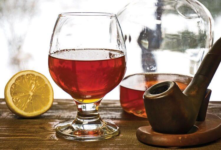 рецепт домашней водки с черносливом