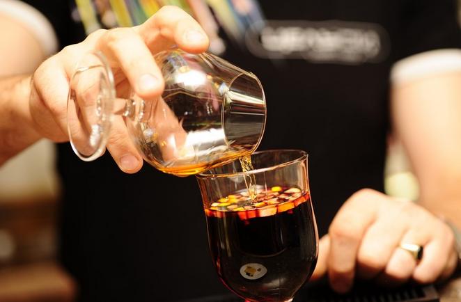 Глинтвейн алкогольный в домашних условиях