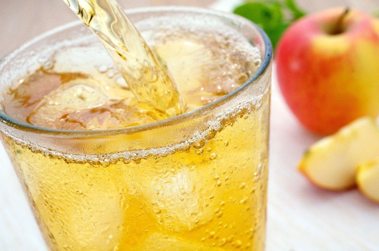 Рецепт яблочного кваса в домашних условиях из