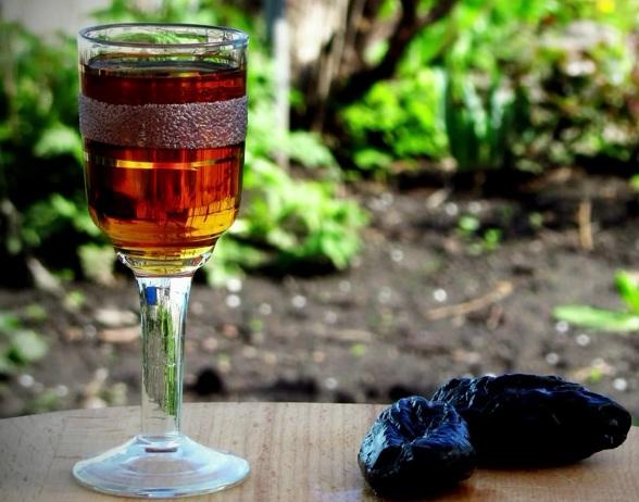 лучший рецепт коньяка из водки на черносливе