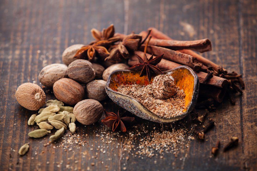 Рецепт кофе имбирь мускатный орех