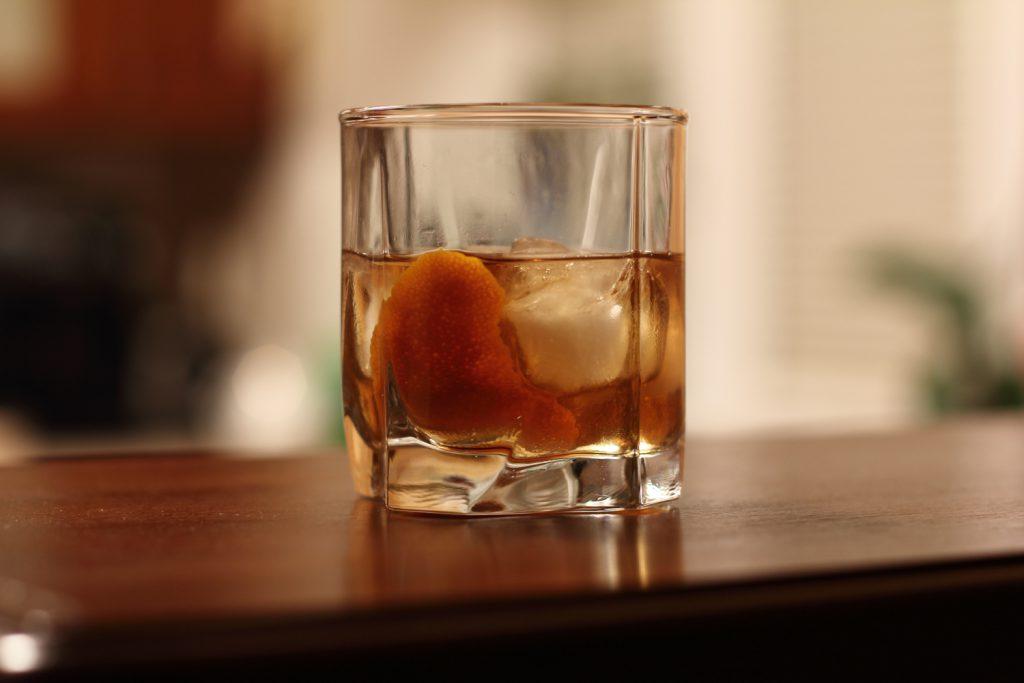 как приготовить из водки коньяк из кофе и апельсина
