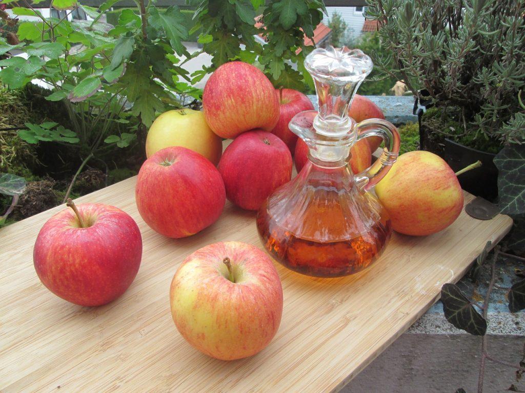 С чем пьют сидр яблочный