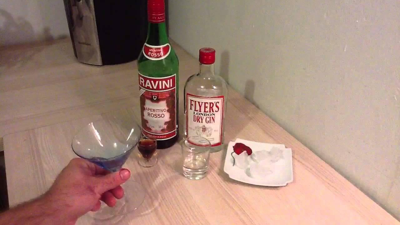 Как можно сделать мартини