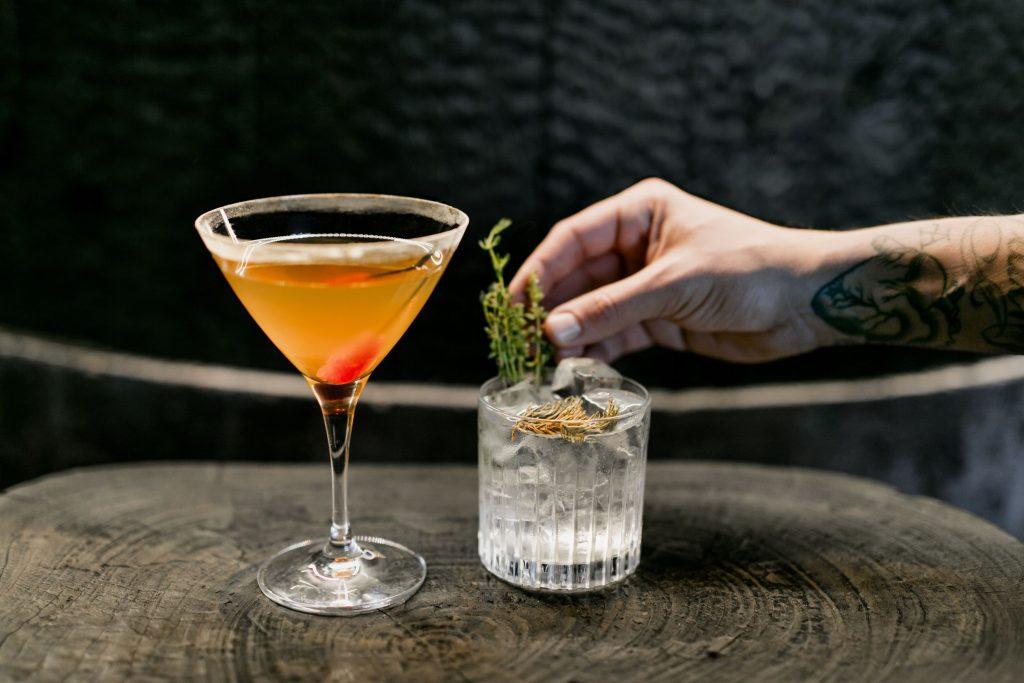Чем разбавить мартини в домашних условиях