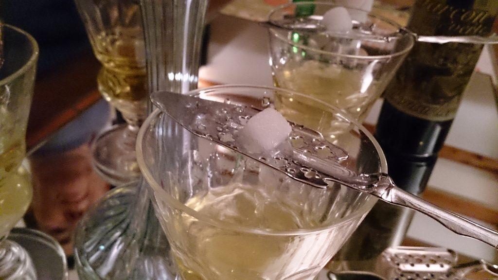фото, как пьют абсент в домашних условиях