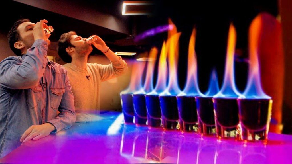 фото, как правильно пить абсент