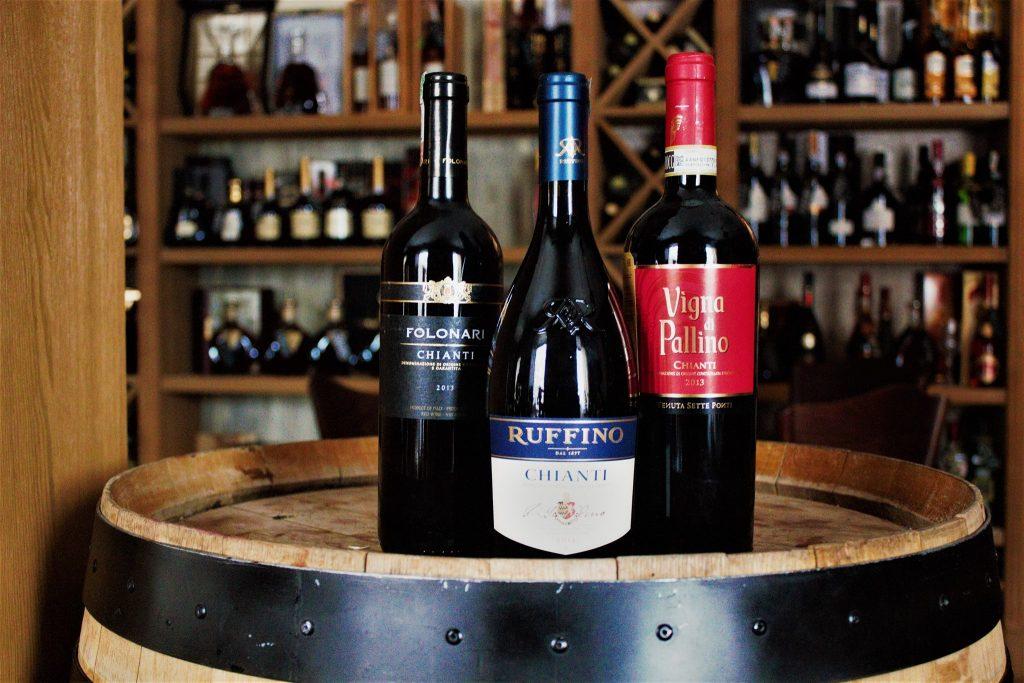 вино chianti красное сухое
