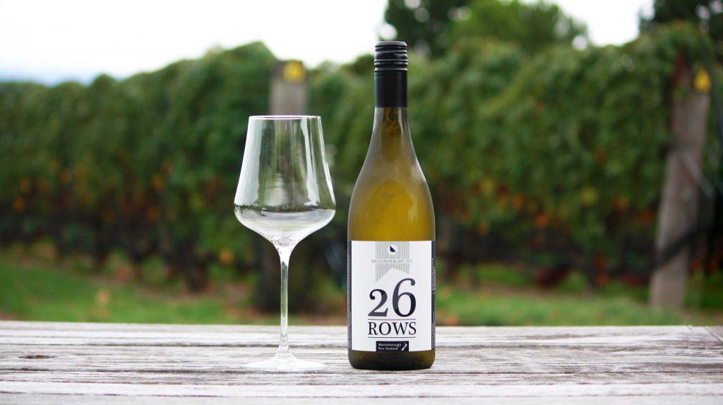 белое вино совиньон