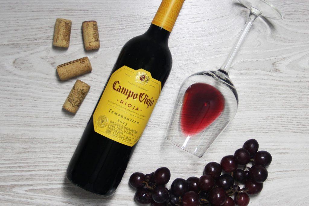 красные вина риохи