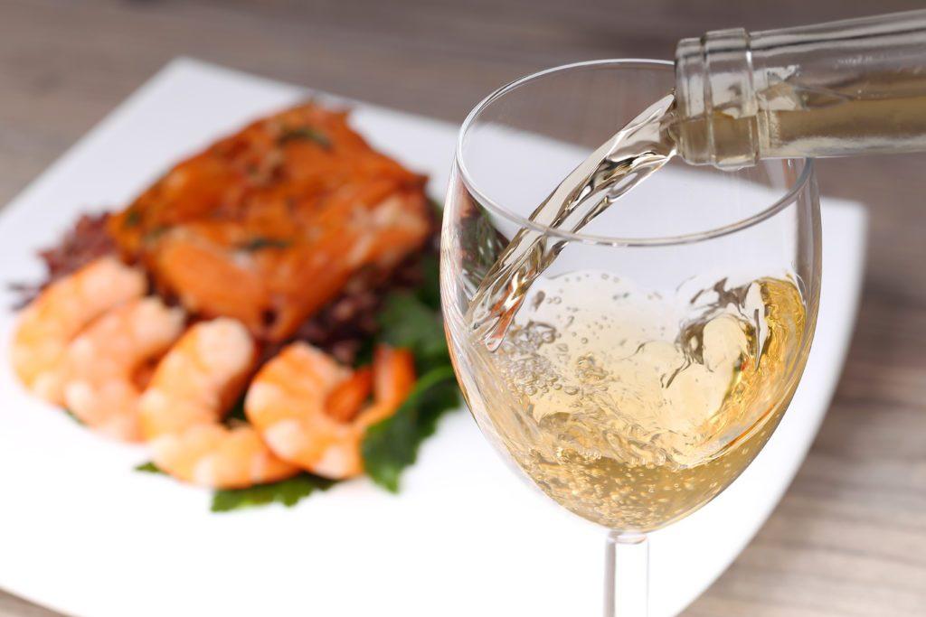 вино блан