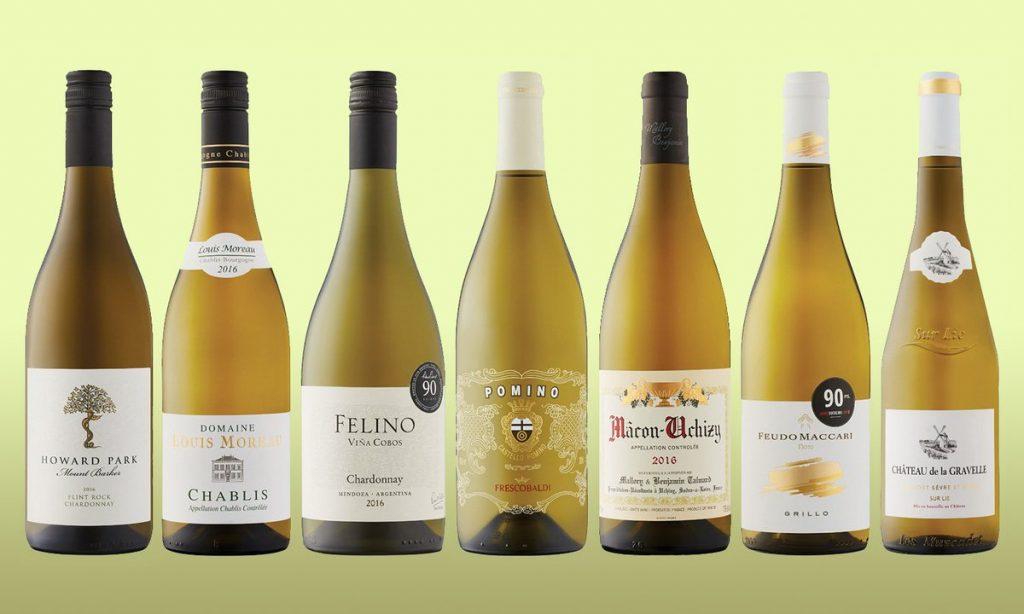 chardonnay вино белое