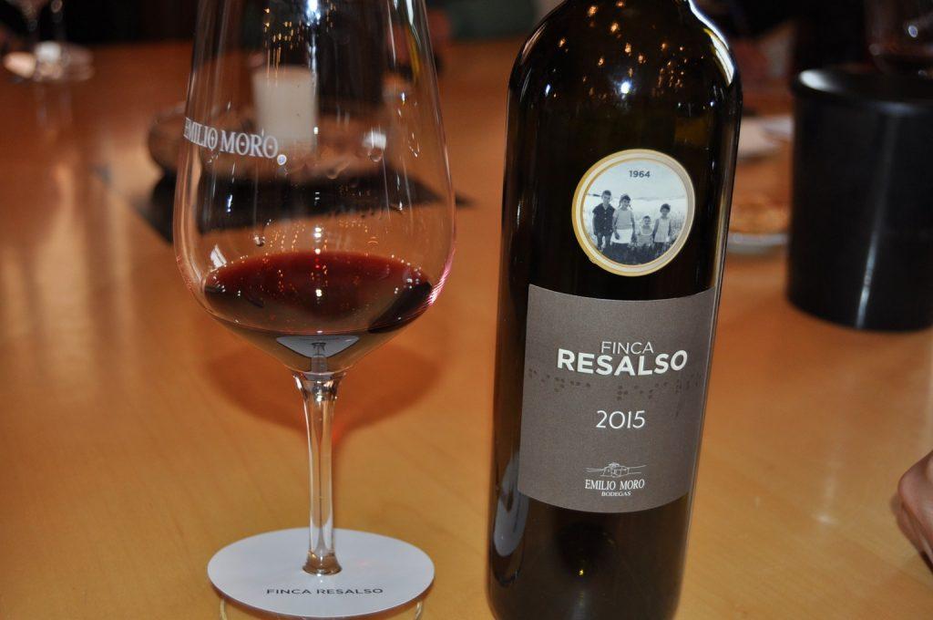 Элитные испанские вина