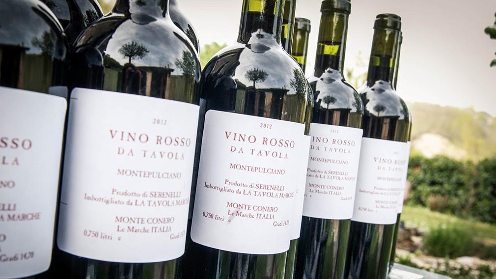 Категории итальянских вин
