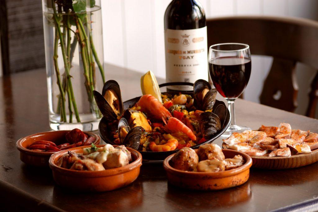 Категории вина Испании
