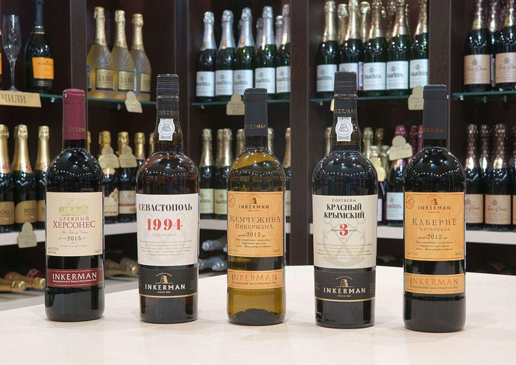 Крымское вино фото