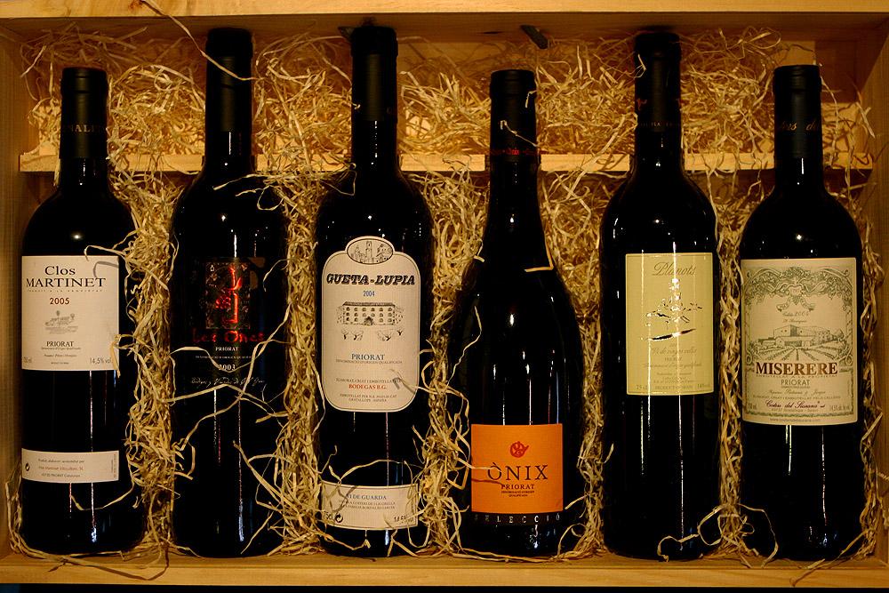 Лучшие испанские вина