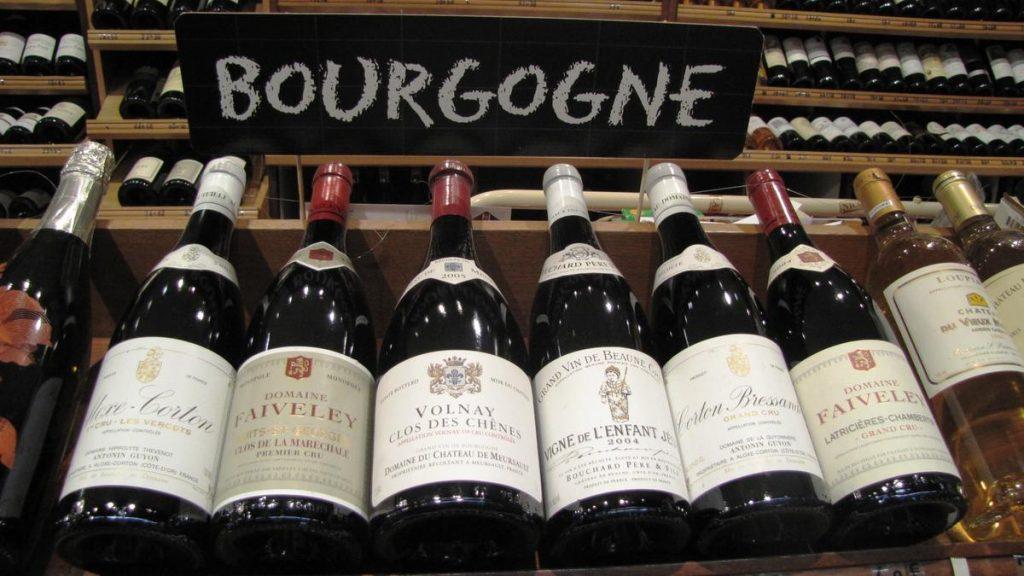 Названия французских вин