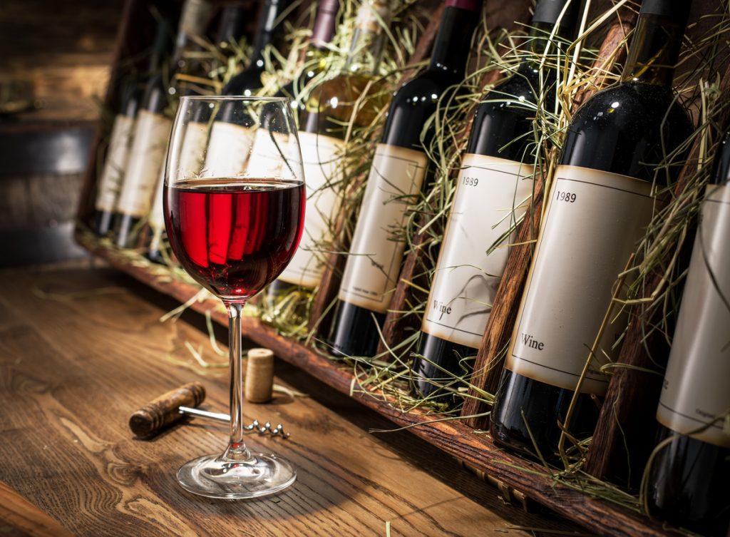 Популярное итальянское вино