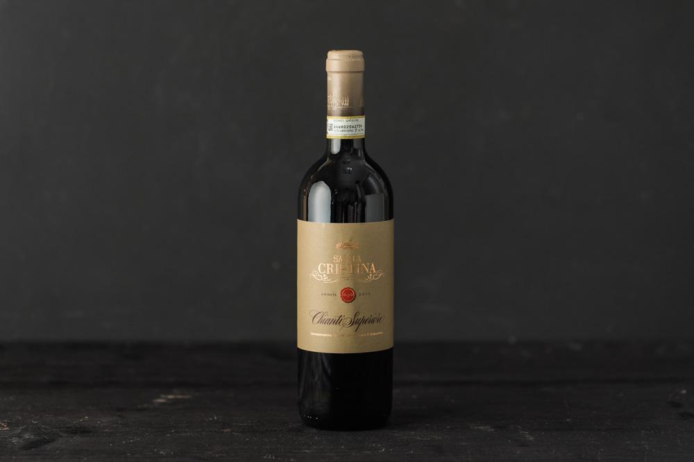 вино сухое кьянти