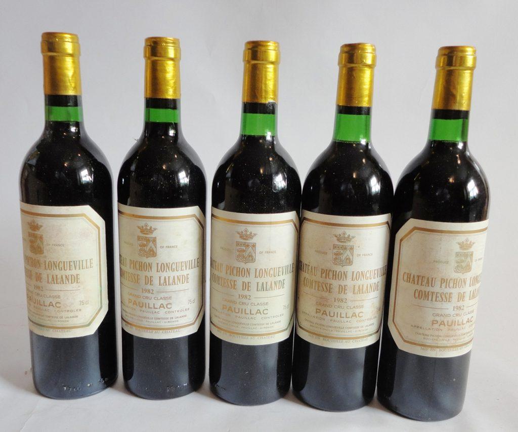 Знаменитые вина Франции