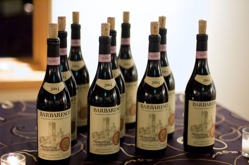 Знаменитые вина Италии