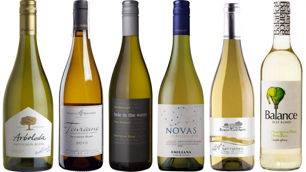 вино blanc