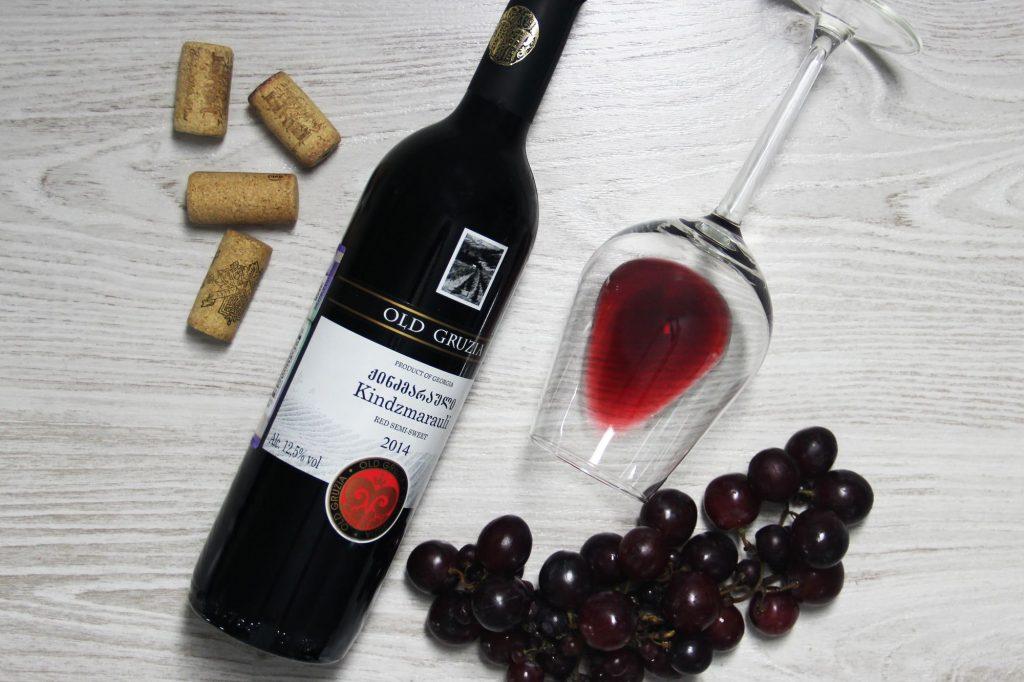 вина грузии названия и описание
