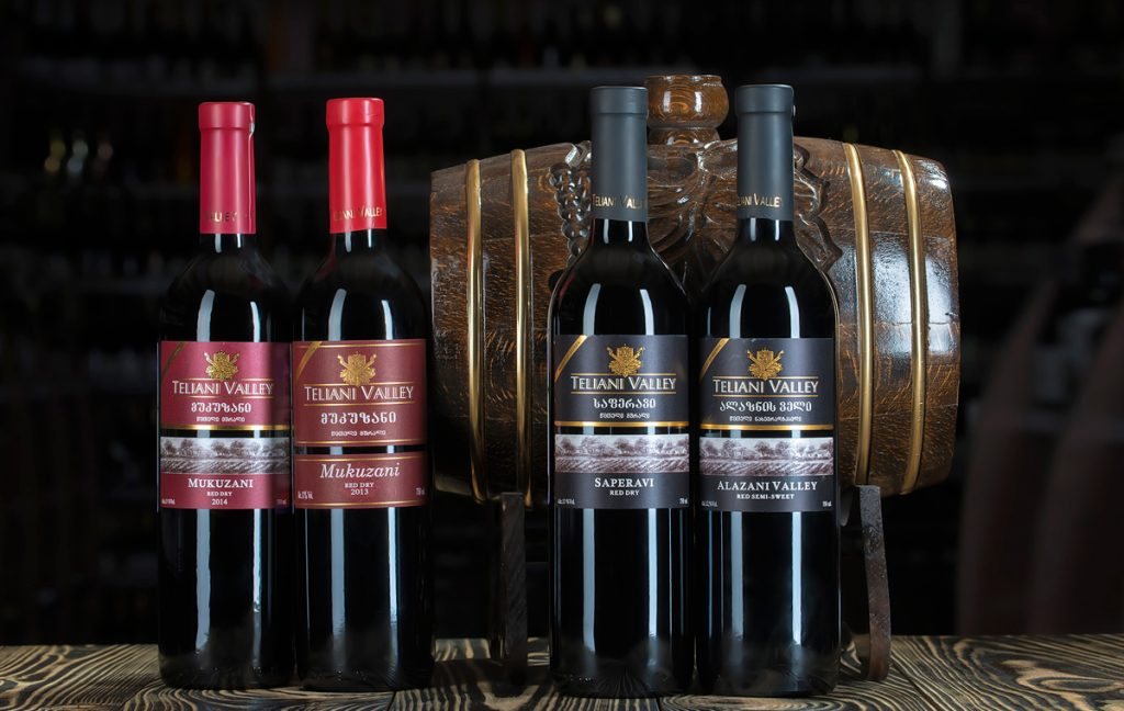 самое вкусное грузинское вино