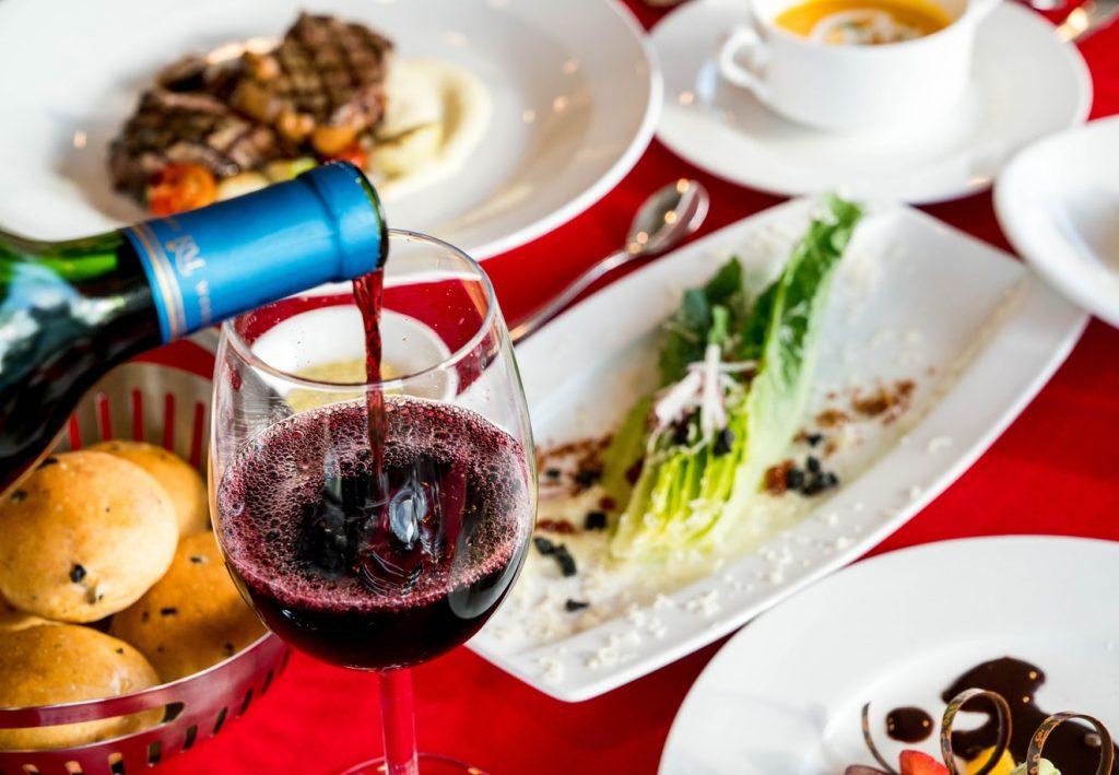 красные сухие вина грузии названия