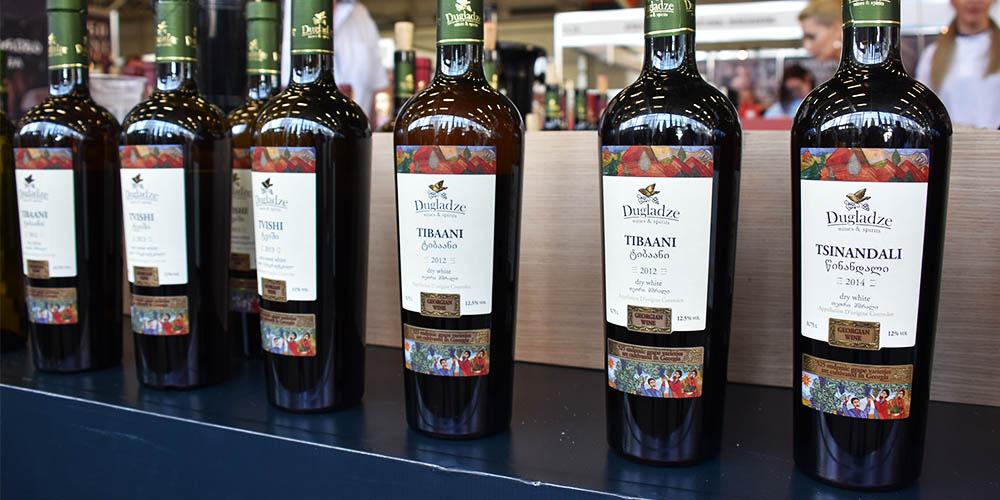 самое известное грузинское вино