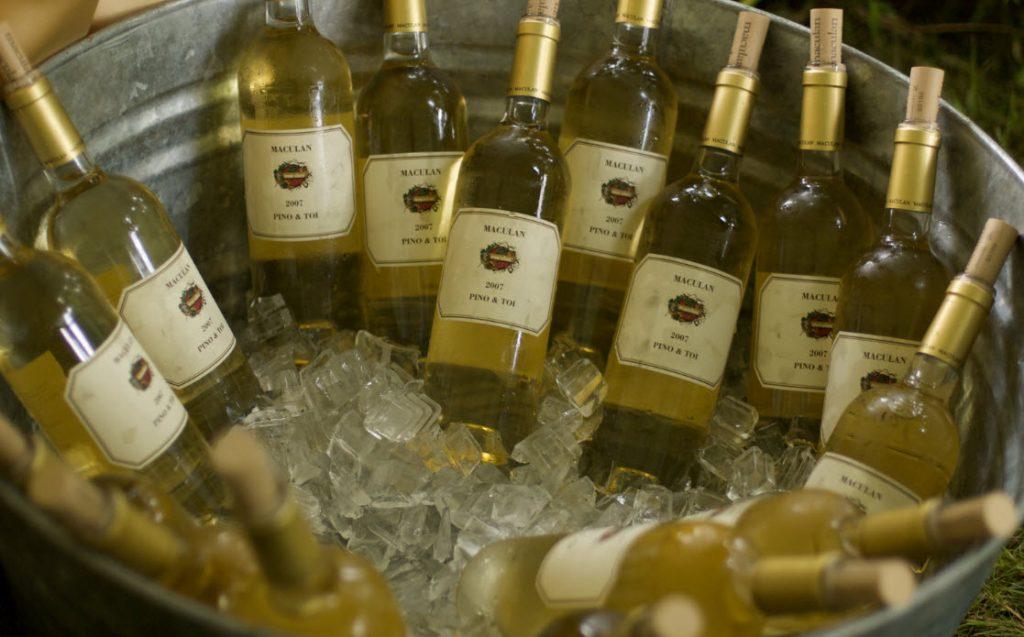 белое вино марки