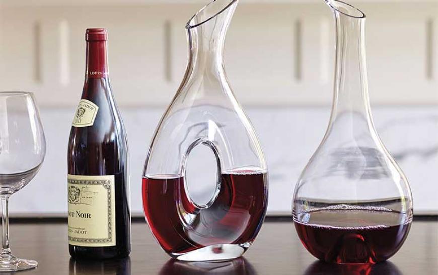 декантировать вино