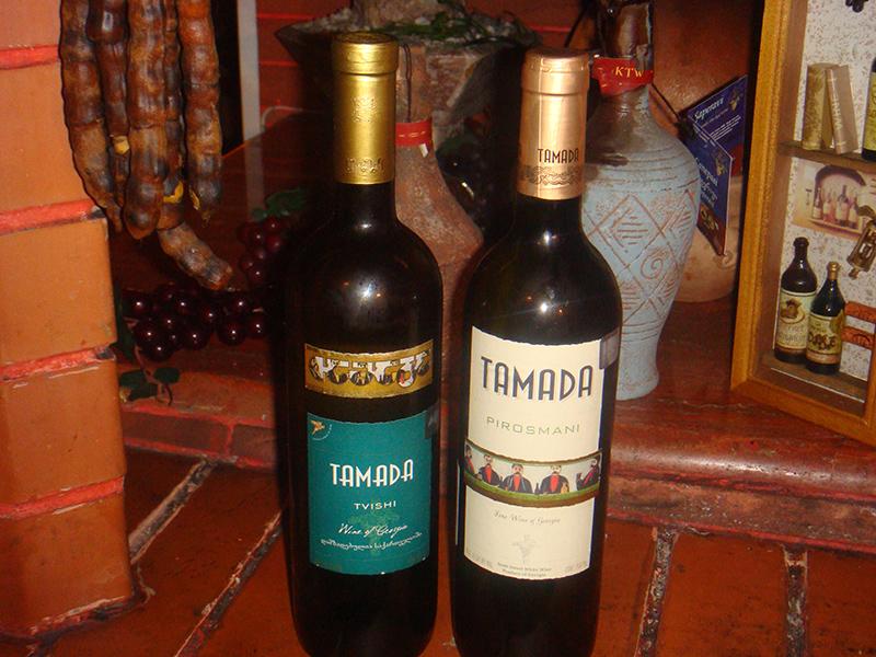 Грузинские лучшие белые вина