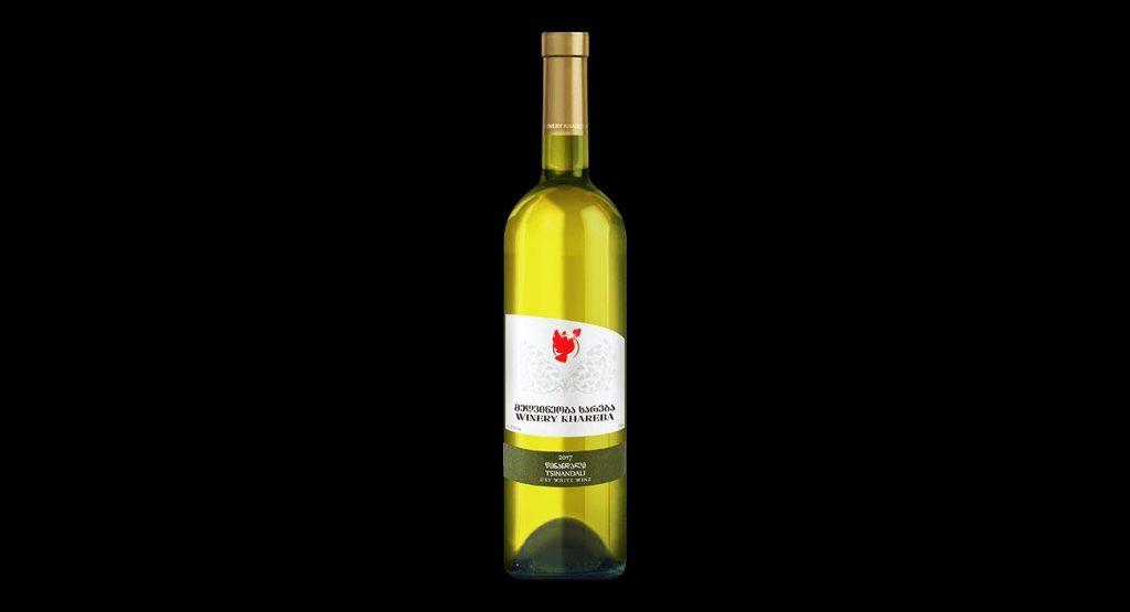Названия грузинских белых вин