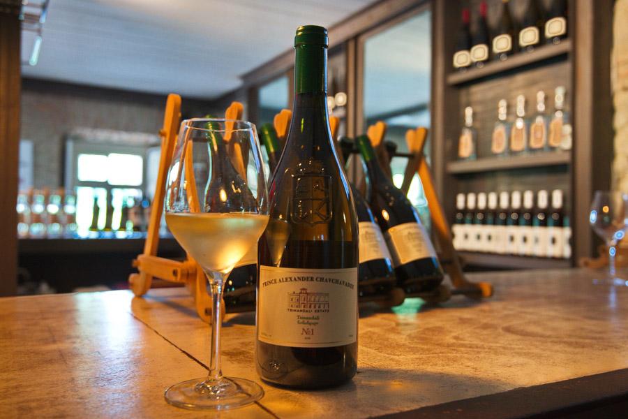 Белые вина Грузии названия
