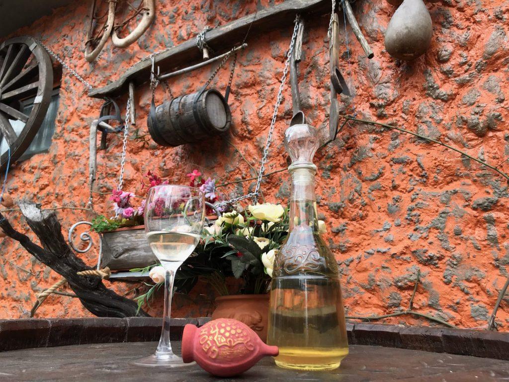Лучшее грузинское белое вино