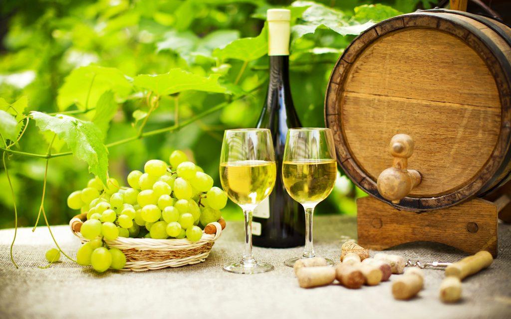 Лучшие грузинские белые вина